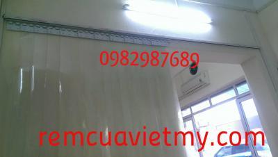 Mành ngăn lạnh PVC 01