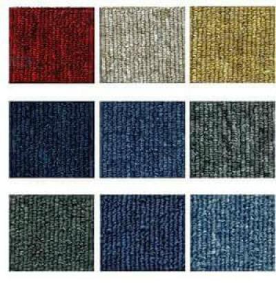 Mẫu thảm cao su 1 màu