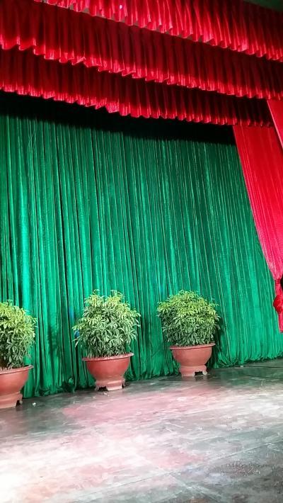 Phông sân khấu hội trường 5001