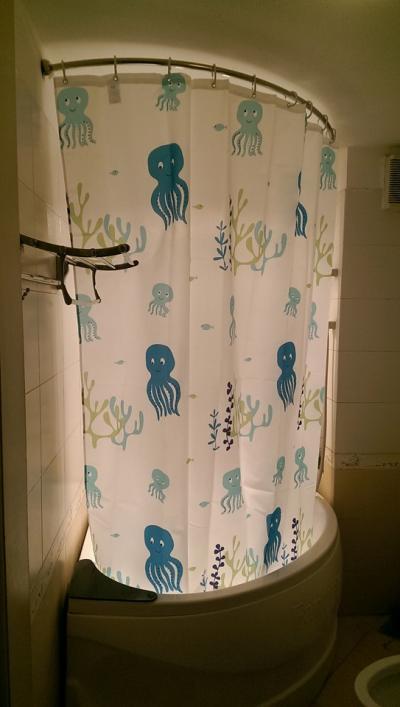 Rèm phòng tắm 003
