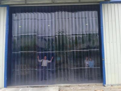 Rèm ngăn lạnh PVC 001