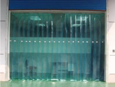 Rèm ngăn lạnh PVC 002