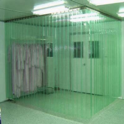 Rèm ngăn lạnh PVC 004