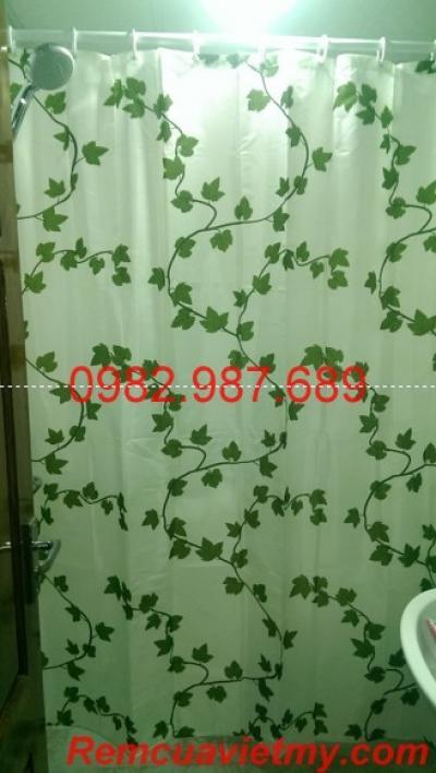 Rèm phòng tắm 005