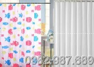 Rèm phòng tắm 007