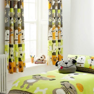 Rèm vải phòng ngủ VM 0013