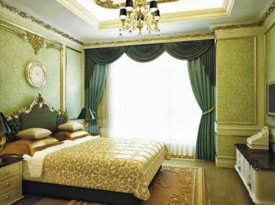 Rèm vải phòng ngủ VM 0016