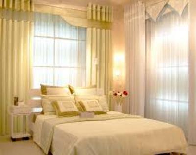 Rèm vải phòng ngủ VM 010