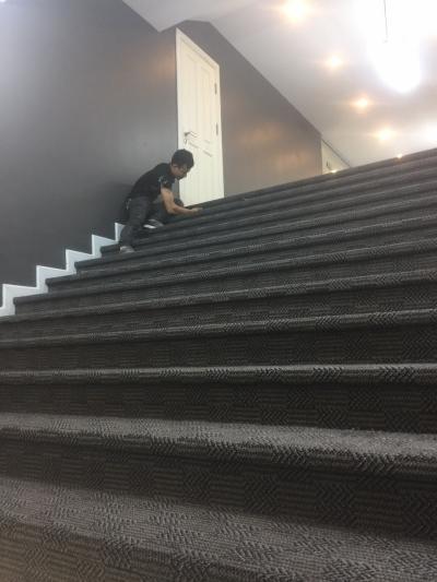 Thảm cầu thang QM02