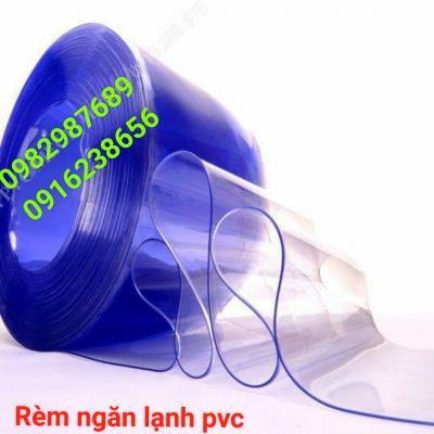 Mành nhựa ngăn lạnh PVC 04